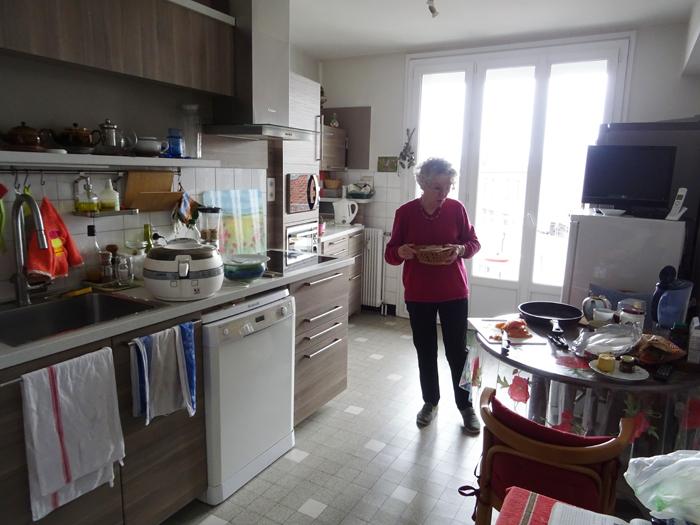 jacqueline en cuisine