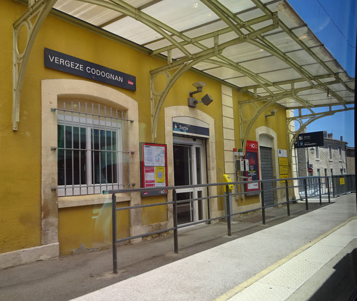 gare Vergèze Codognan